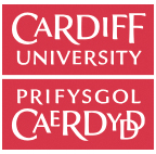 Destiny Pharma plc working with Cardiff Univeristy